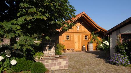 Gretchens Hütte