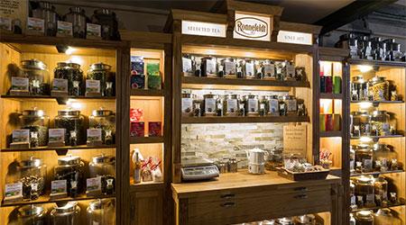 Teespezialitäten -  Braun - Kaffeewelt